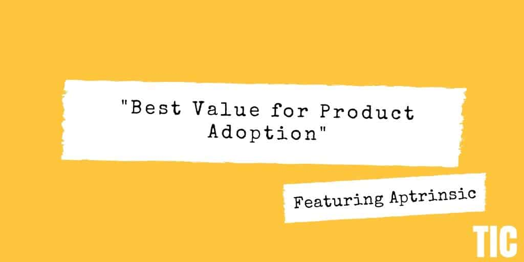 Best Value for Product Adoption