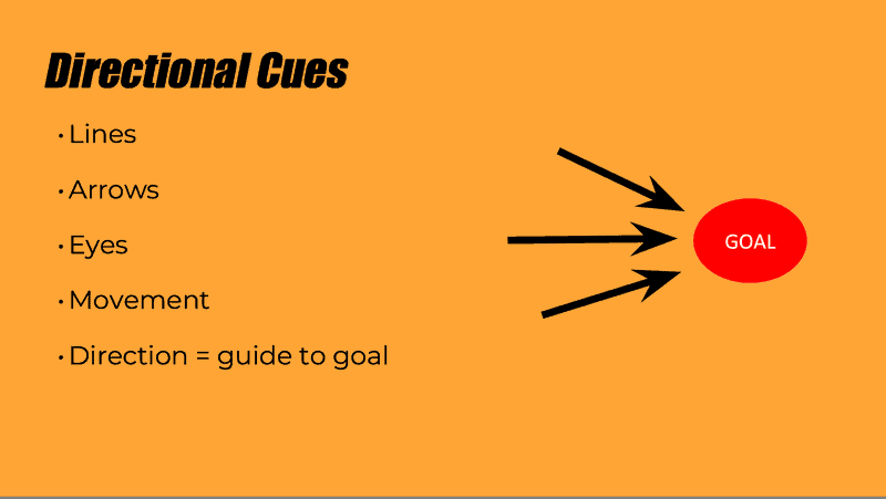 Directional Cues